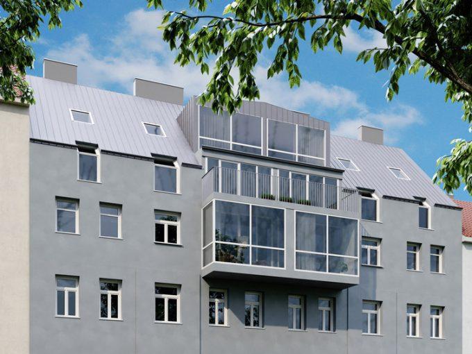 1210   WIEN   Dachgeschosswohnung TOP 27 – ERSTBEZUG