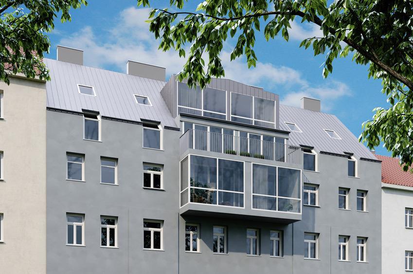 1210 | WIEN | Dachgeschosswohnung TOP 26 – ERSTBEZUG